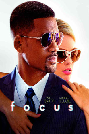 movie poster for Focus