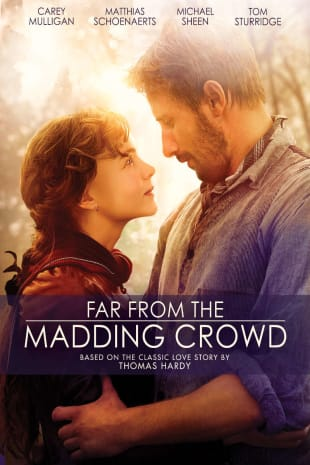 movie poster for Far From The Madding Crowd