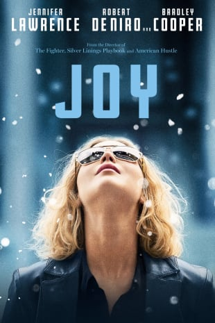 movie poster for Joy