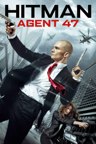 movie poster for Hitman: Agent 47