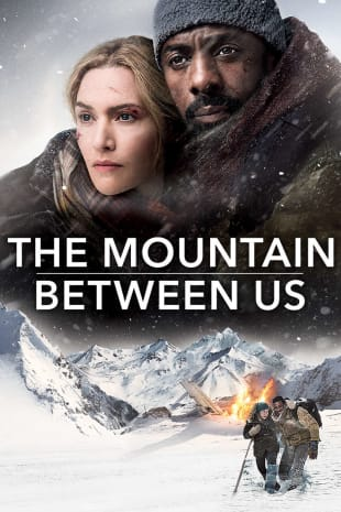 movie poster for The Mountain Between Us