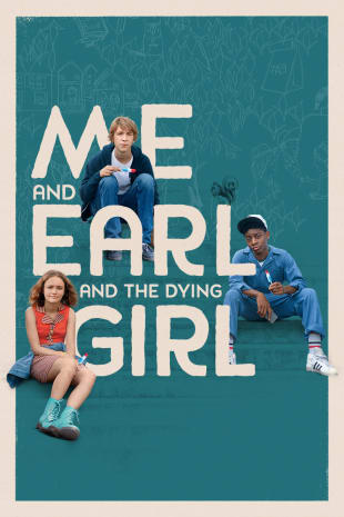 movie poster for Me And Earl And The Dying Girl