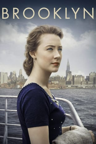 movie poster for Brooklyn