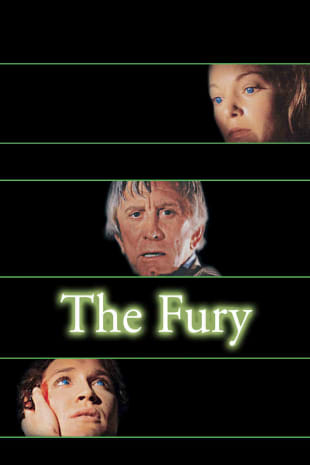 movie poster for The Fury (1978)