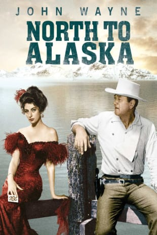 movie poster for North To Alaska