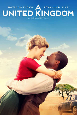 movie poster for A United Kingdom