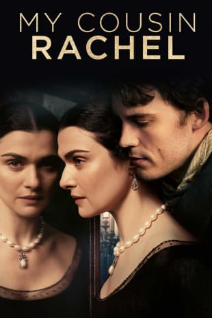 movie poster for My Cousin Rachel