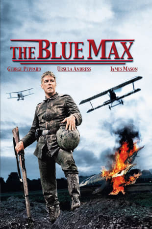 movie poster for The Blue Max (1966)