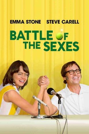 movie poster for Battle Of The Sexes