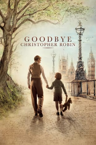 movie poster for Goodbye Christopher Robin
