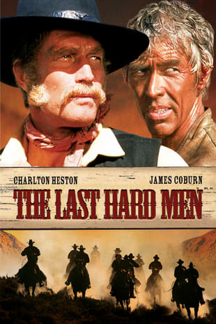 movie poster for The Last Hard Men