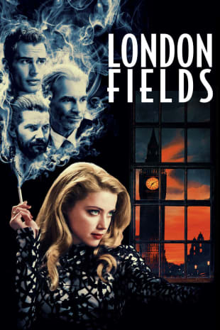 movie poster for London Fields