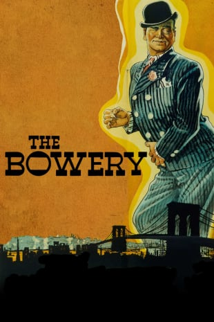 movie poster for The Bowery