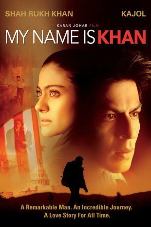 movie poster for My Name Is Khan