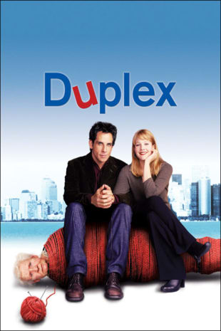movie poster for Duplex