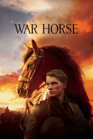 movie poster for War Horse