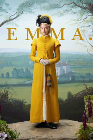 movie poster for Emma (2020)
