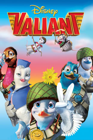 movie poster for Valiant