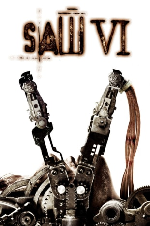 movie poster for Saw VI
