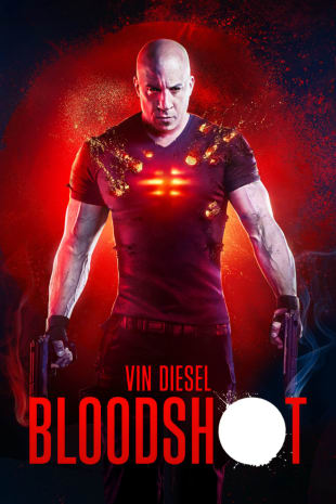 movie poster for Bloodshot