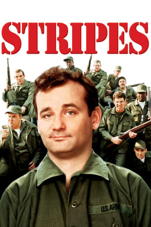 movie poster for Stripes