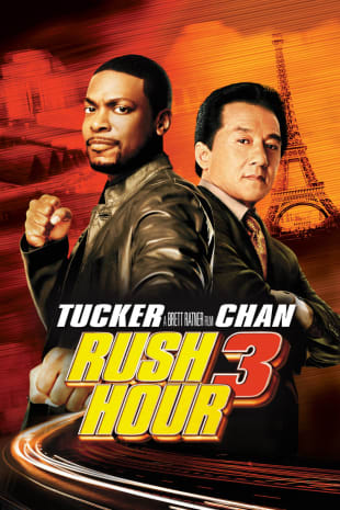 movie poster for Rush Hour 3