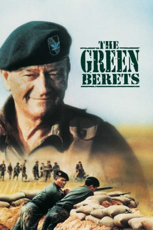movie poster for The Green Berets