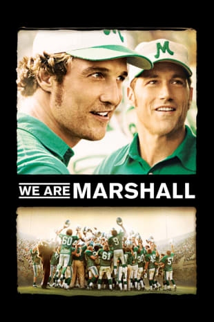 movie poster for We Are Marshall