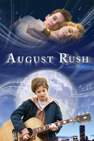 movie poster for August Rush