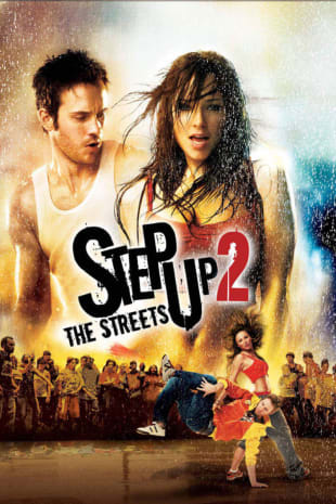 movie poster for Step Up 2 The Streets