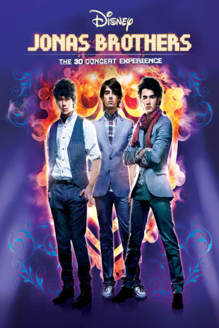movie poster for Jonas Brothers: 3D Concert Experience