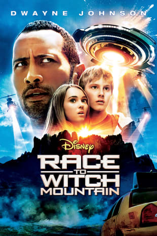 movie poster for Race To Witch Mountain