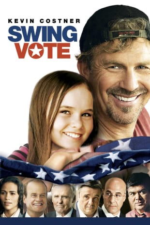movie poster for Swing Vote