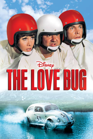 movie poster for The Love Bug