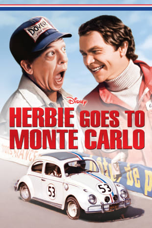 movie poster for Herbie Goes to Monte Carlo