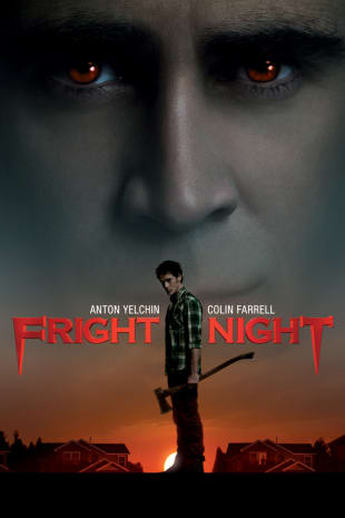 movie poster for Fright Night