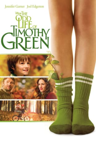 movie poster for The Odd Life Of Timothy Green