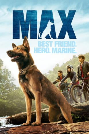 movie poster for Max
