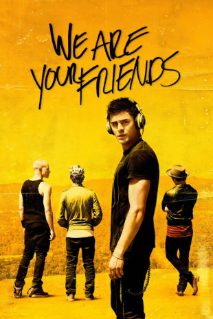 movie poster for We Are Your Friends