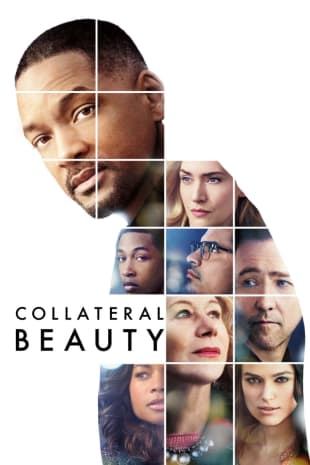 movie poster for Collateral Beauty