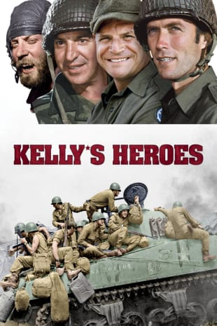movie poster for Kelly's Heroes