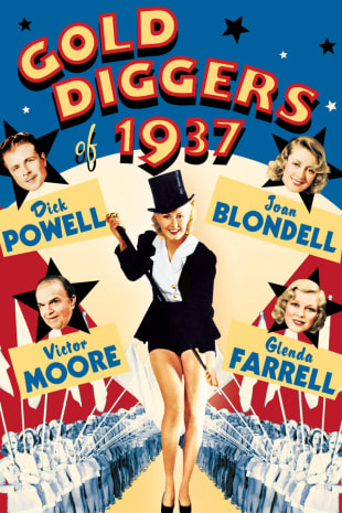 movie poster for Gold Diggers Of 1937