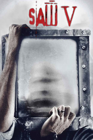 movie poster for Saw V