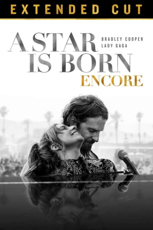movie poster for A Star is Born Encore