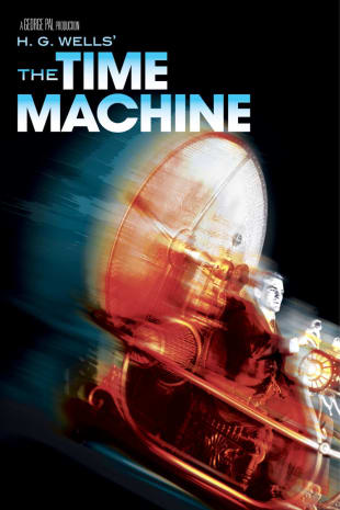 movie poster for The Time Machine