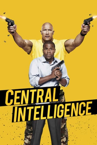 movie poster for Central Intelligence (Unrated)
