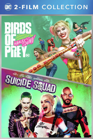 movie poster for Birds of Prey & Suicide Squad 2-Film Bundle