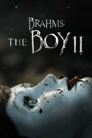 movie poster for Brahms: The Boy II