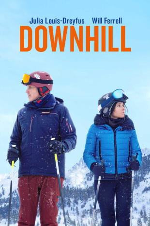 movie poster for Downhill