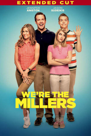 movie poster for We're the Millers (Extended Cut)